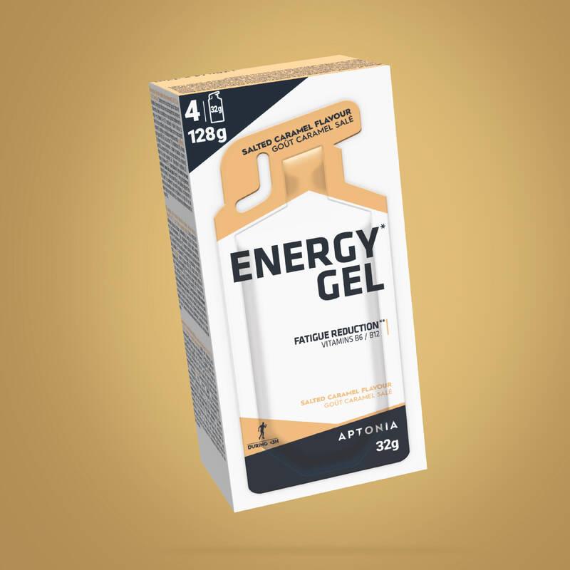 TYČINKY, GELY PO SPORTU - ENERGETICKÉ GELY 4 × 32 G APTONIA