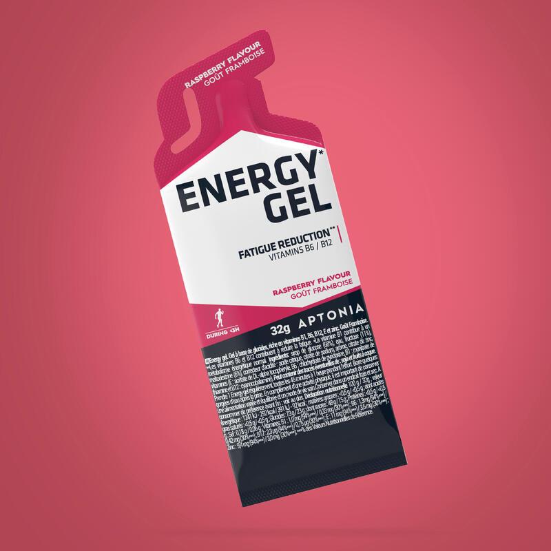 Gel énergétique ENERGY GEL framboise 1 X 32g