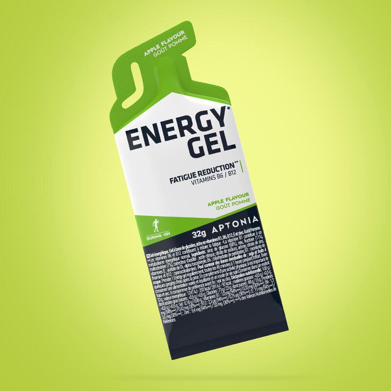 Gel énergétique ENERGY GEL pomme 1 X 32g