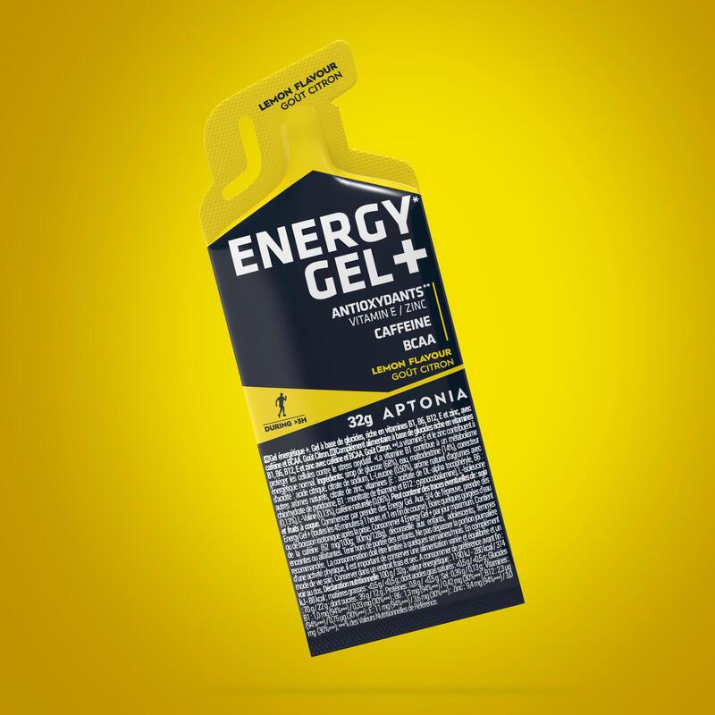 Gel énergétique ENERGY GEL + citron 1 X 32g