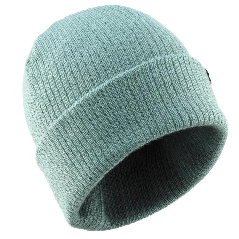 Dětská zimní čepice Fisherman modro-zelená