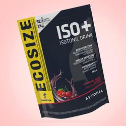 Iso+-Getränkepulver Erdbeere/Kirsche 2kg