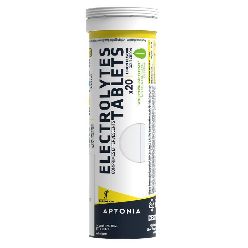 Electrolyte Drink Sugar-Free Tablets 20 x 4g - Lemon