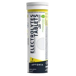Bebida de Eletrólitos sem Açúcar Pastilhas Limão 20 x 4 g