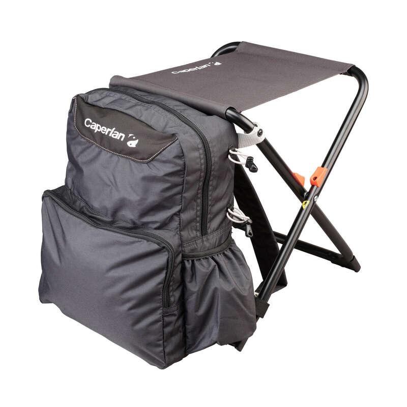 SCAUNE PLIABILE Pescuit - Scaun Essenseat Bag CAPERLAN - Echipament