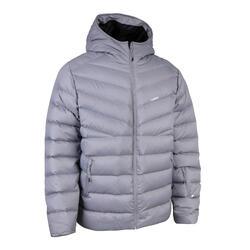 男款滑雪保暖羽絨外套 500