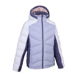 女童款滑雪保暖外套 500