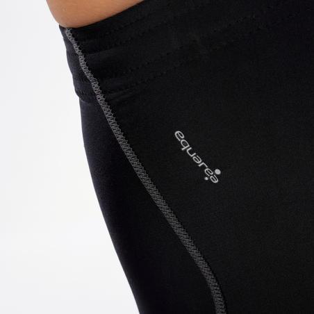 Ekiden Men's Tight Running Shorts - Black