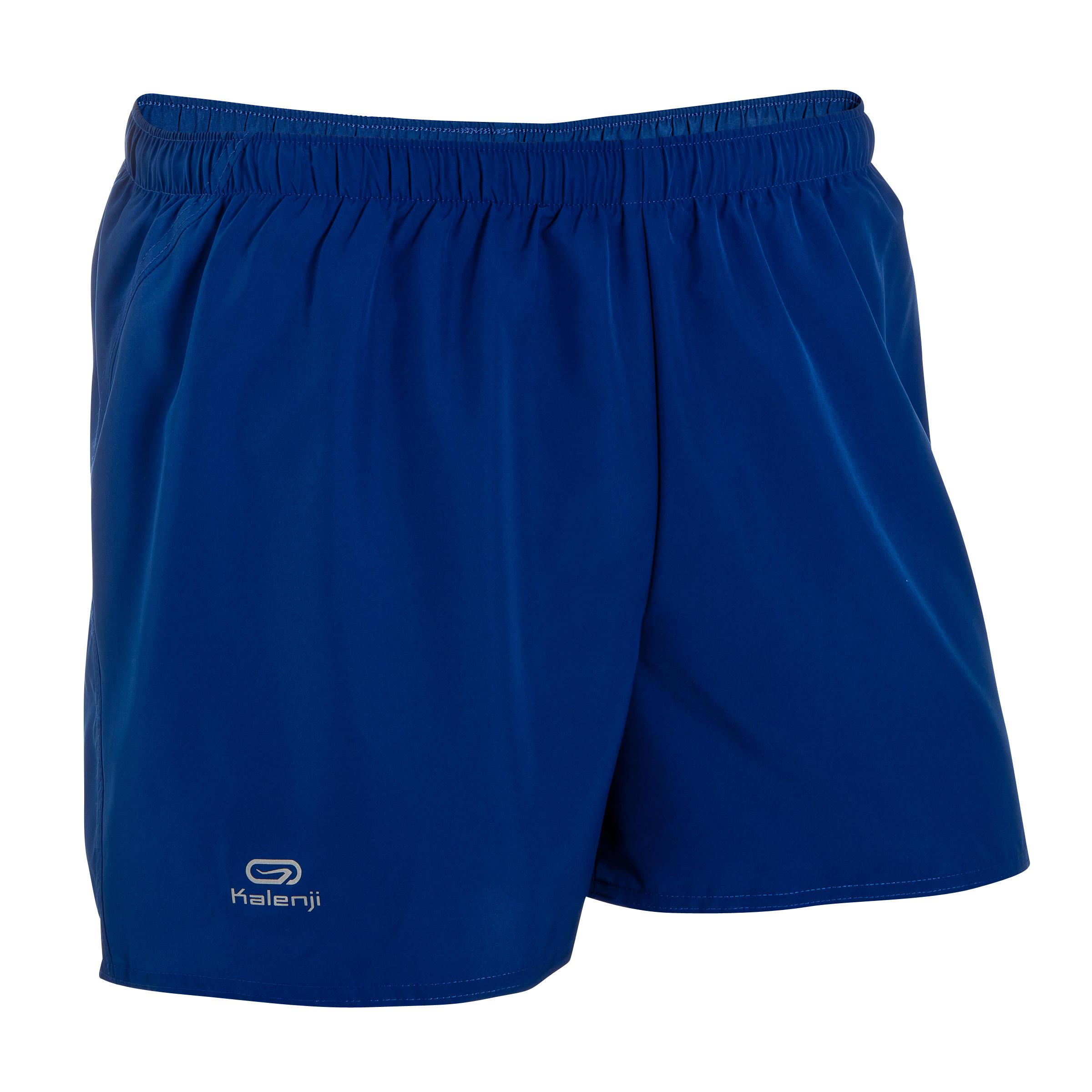 Short Atletismo Hombre Ekiden Azul oscuro