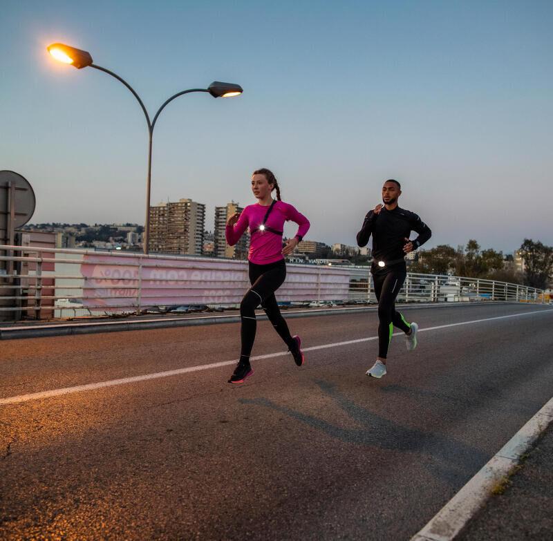 run by night nattlöpning decathlon runlight