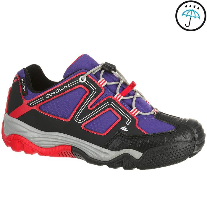 Chaussures de randonnée enfant Crossrock imperméable - 208260