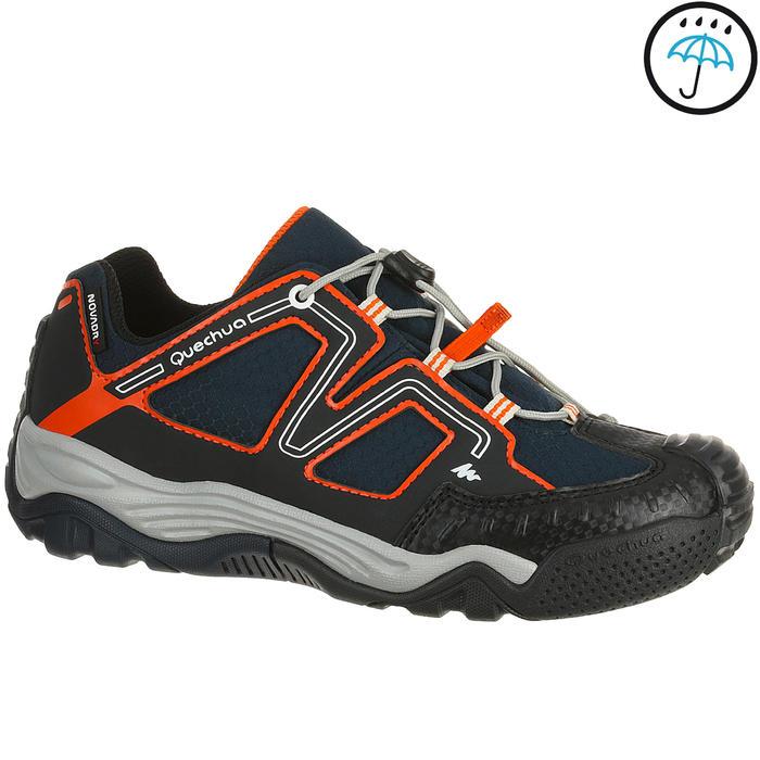 Chaussures de randonnée enfant Crossrock imperméables - 208261