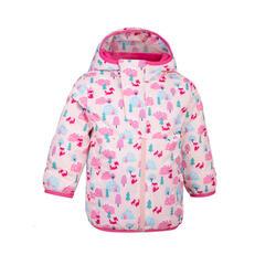 嬰幼兒雪橇運動保暖外套 DVR - 粉