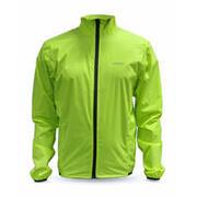 Men's Showerproof Jacket RC 100 - Neon Yellow