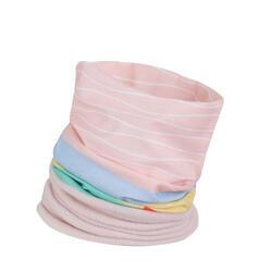 兒童脖圍OLY - 粉色