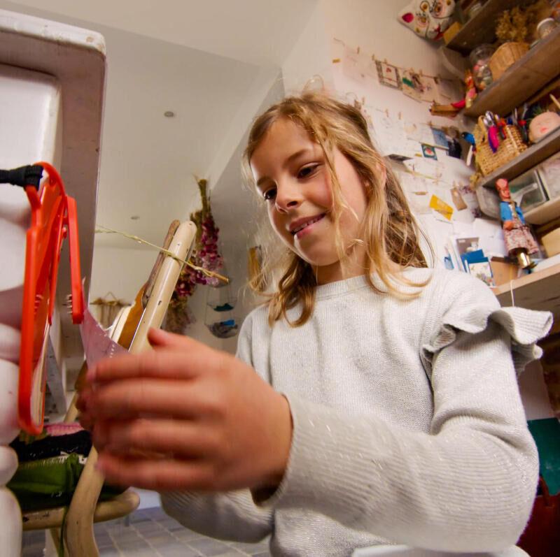 Organiser une chasse au trésor à la maison avec des enfants