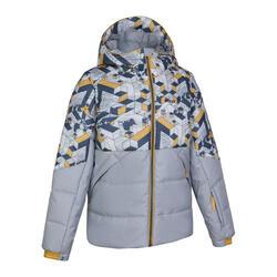 兒童款極致保暖防水滑雪外套 150