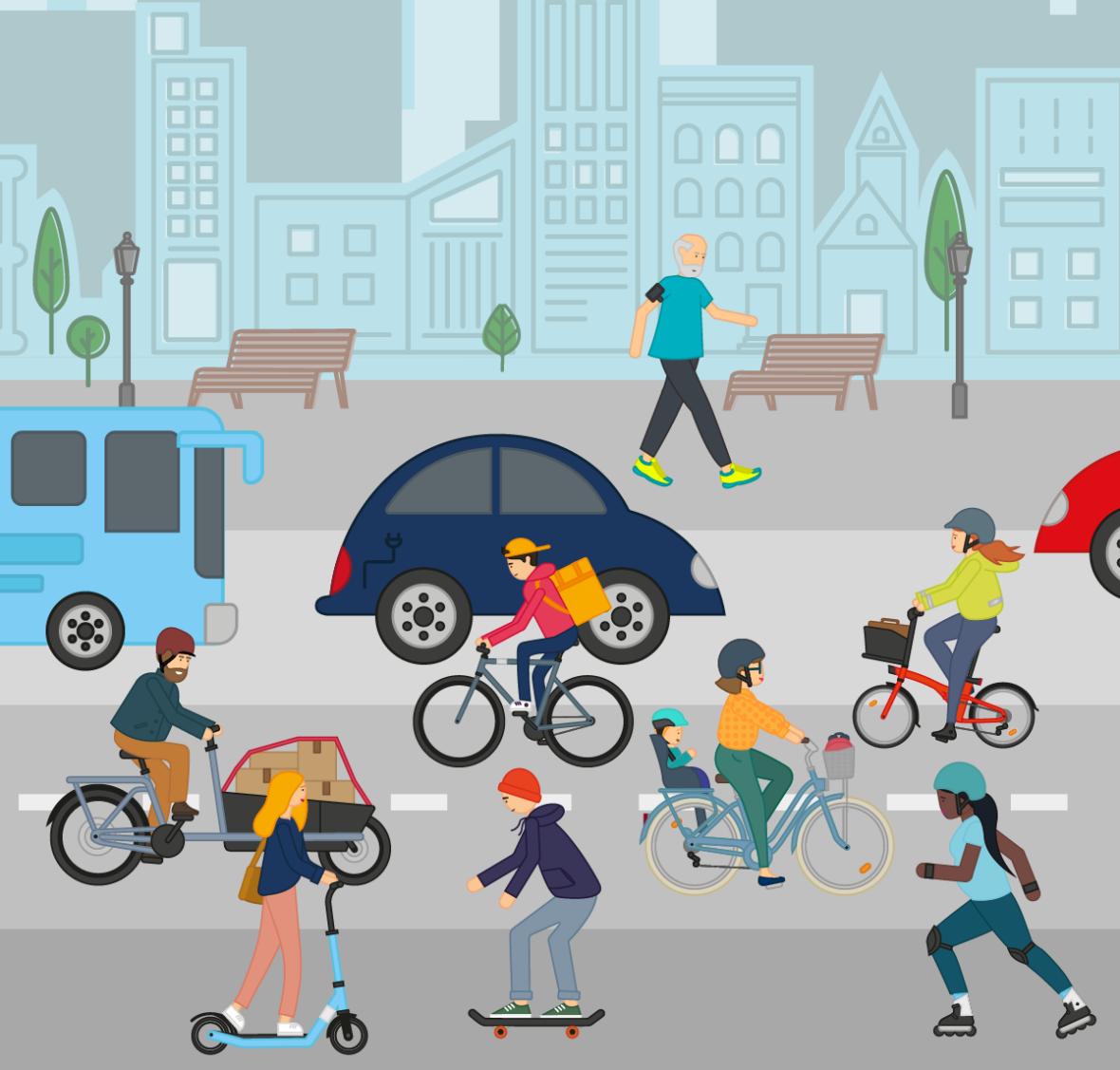 Le vélotaf : sport et plaisir au quotidien