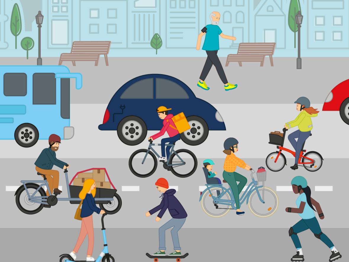 (Re)faire du sport, mais l'air de rien avec le vélo