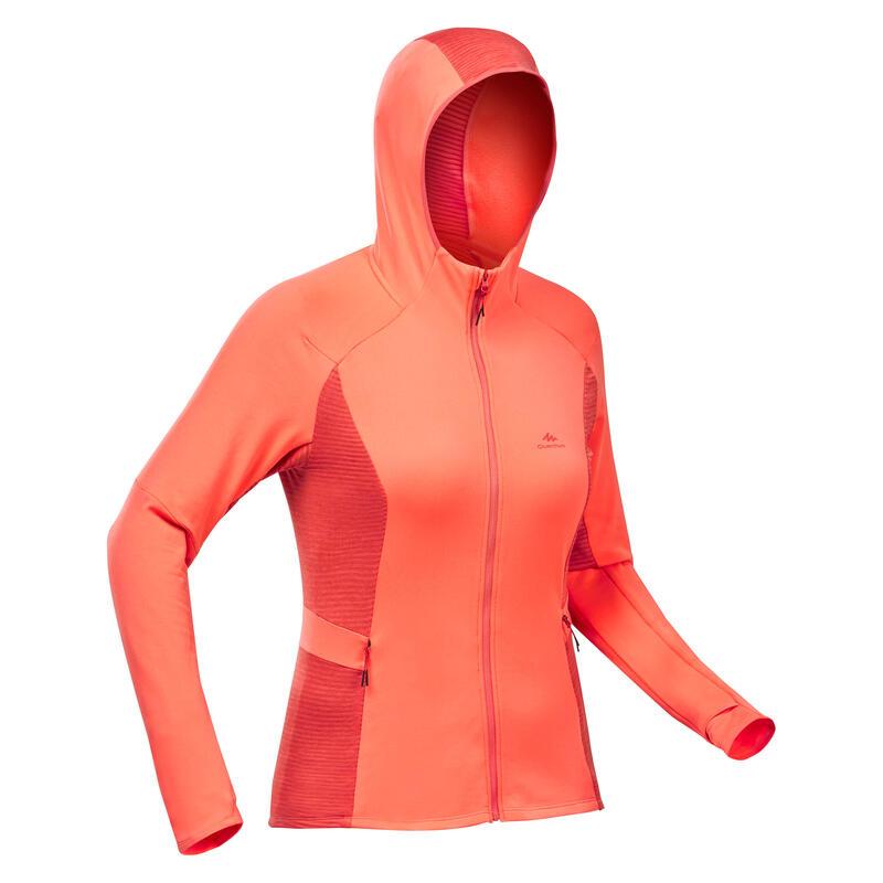 Veste polaire fine de randonnée - MH950 - Femme