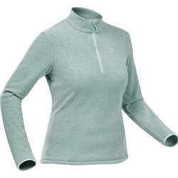 Camisola Polar de caminhada - MH100 - Mulher