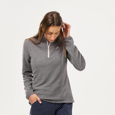 Women's Hiking Fleece - MH100