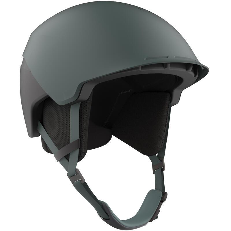 Skihelm voor freeride FR 500 groen