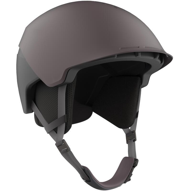 Cască schi freeride FR500 Negru Adulți