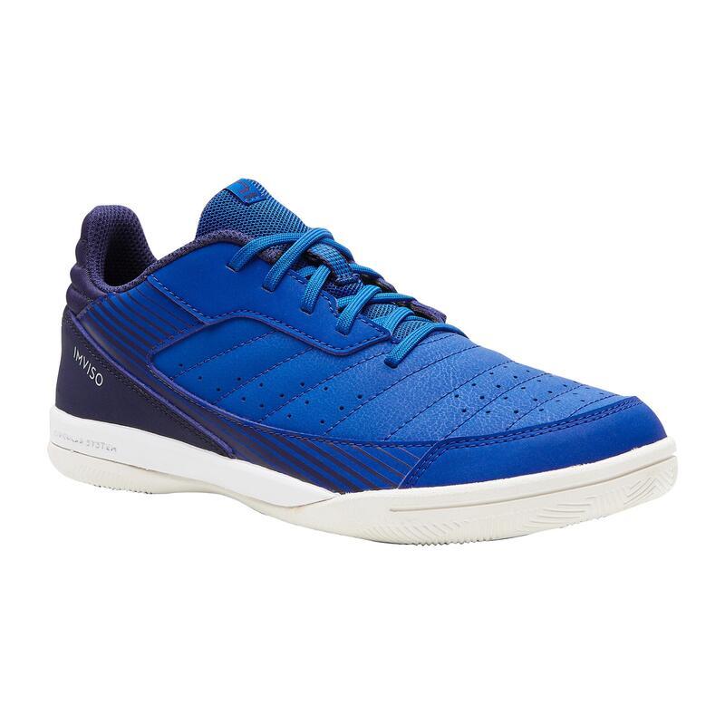 Chaussures de Futsal ESKUDO 500 JR Bleu