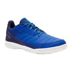Scarpe futsal bambino ESKUDO 500 blu