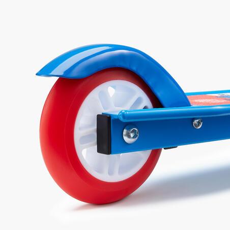 سكوتر الأطفال مزود بفرامل 5 OXELO PLAY - لون أزرق