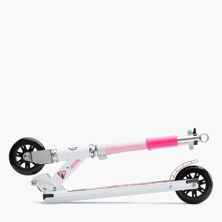 Patín del diablo (scooter) Oxelo MID 1 Niños Rosa Blanco Negro
