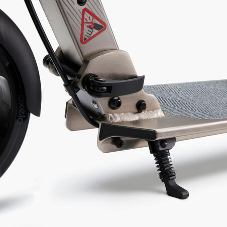 Mid 9 Scooter - Grey
