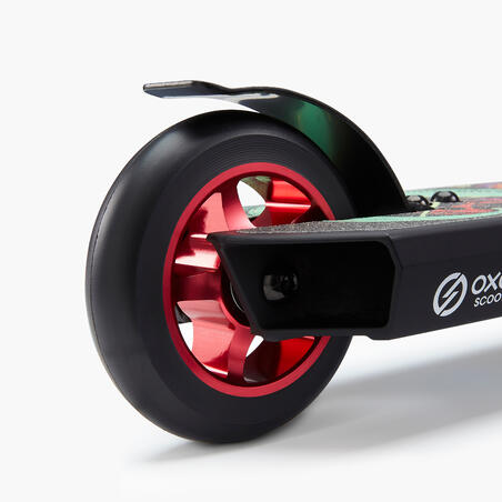 MF1.8 + Freestyle Scooter - Black/Red