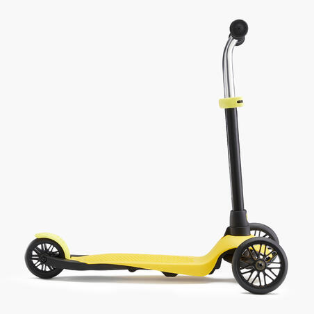 B1 Scooter Cover - Lemon Yellow