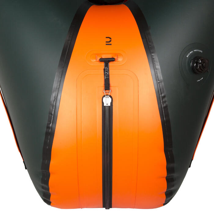 PACKRAFT 500 KAYAK GONFLABLE TPU RIVIERE 1 PLACE