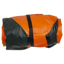 Packraft 500 Kajak aufblasbar TPU Fluss 1-Sitzer