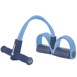 CN Footrest training band blue