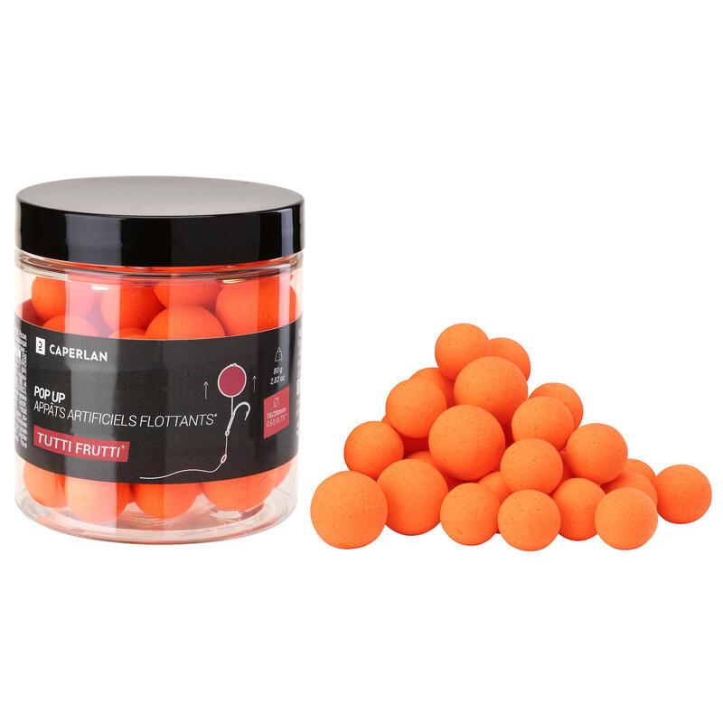 Boilies Carpfishing Pop-Ups Flotantes Tutti Frutti 16-20 mm