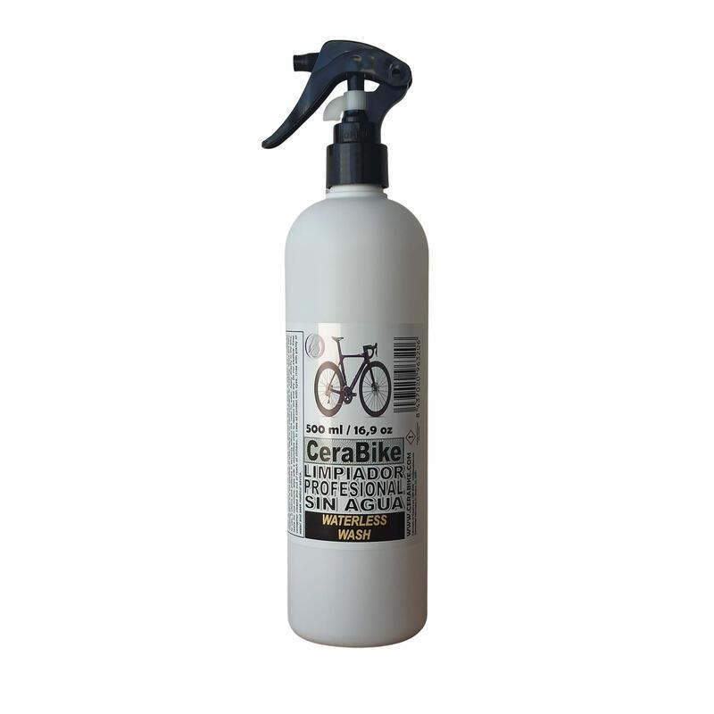 Limpiador de bicicletas sin agua Cerabike