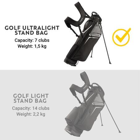 Sac de golf trépied Ultralight