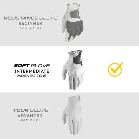 Golf Soft glove left-handed - Women