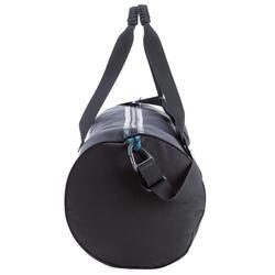 Kokertas Medium Strong fitness zwart/rood - 208642