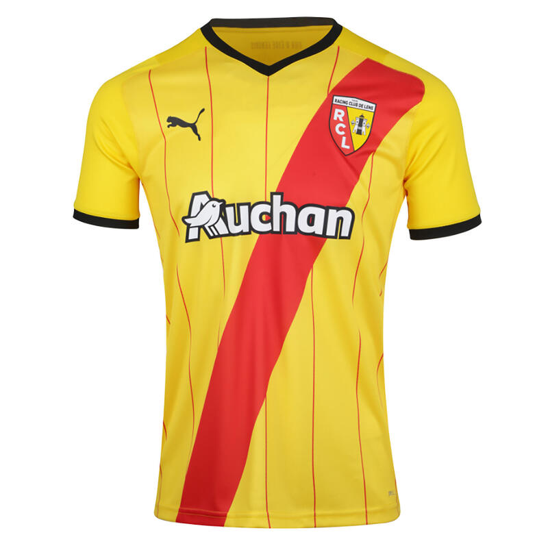 Maillot RC Lens Home 21/22 Adulte
