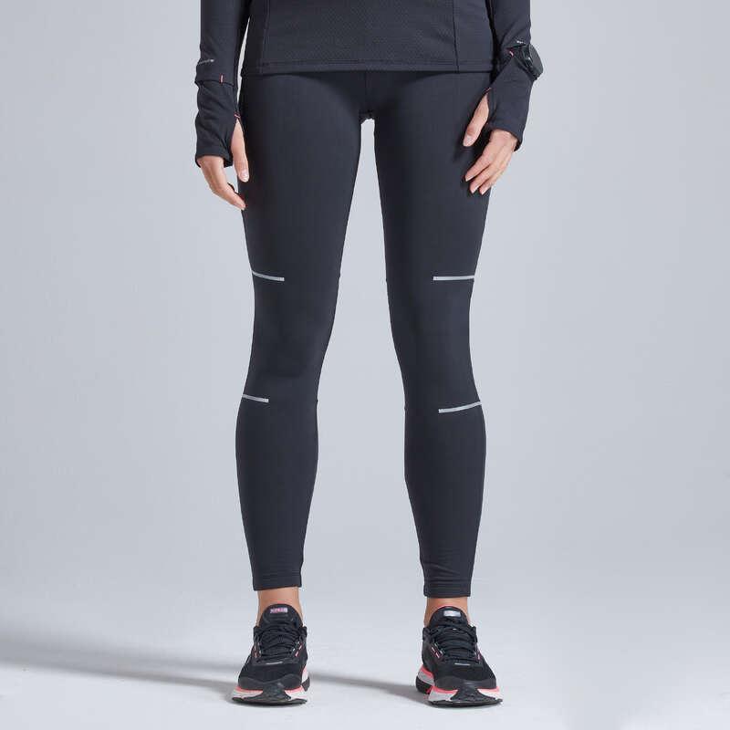 KADIN YOL KOŞUSU SOĞUK HAVA GİYİM Jogging - KIPRUN WARM KADIN TAYT KIPRUN - All Sports