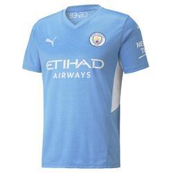 Voetbalshirt voor volwassenen Manchester City Home 21/22