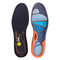 Inlegzool Cushioning Gel Support zwart