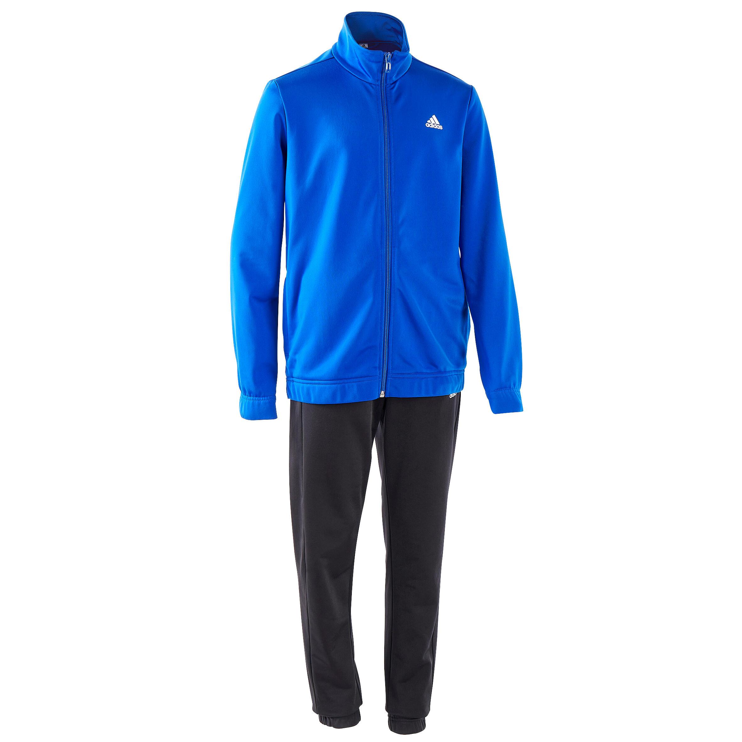 Trainingsanzug Adidas Kinder blau