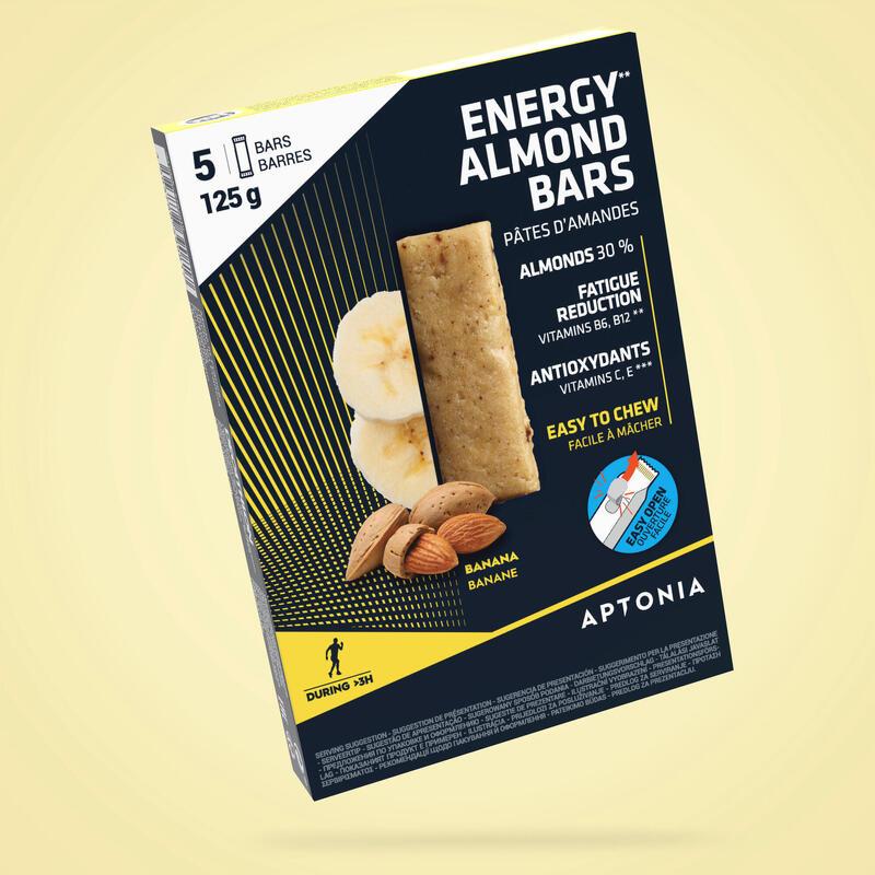 Marcipánové energetické tyčinky banánové 5 × 25 g