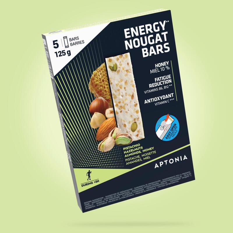Nougat énergétique 5x25g